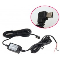 obrázek Skryté napájení s miniUSB konektorem (zahnutý konektor)