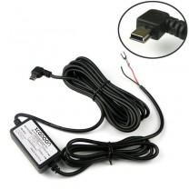 obrázek Skryté napájení s miniUSB konektorem (zahnutý konektor, PRAVÝ)