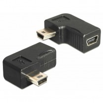 obrázek Adaptér mini USB - zahnutý