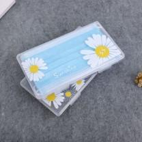 obrázek Krabička na roušku - motiv sedmikráska (model SUNSHINE)